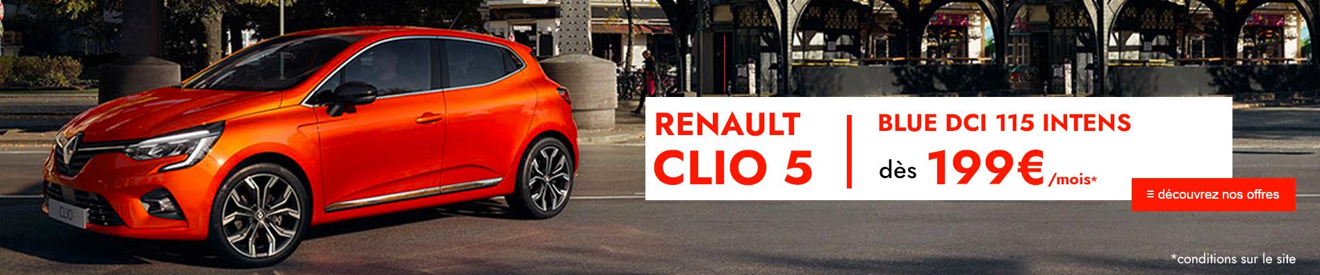 Clio5 2