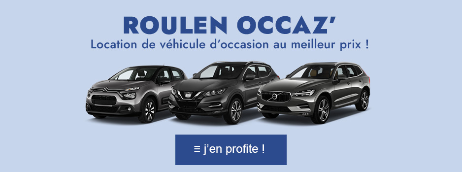 Location De Vehicule D'occasion En Leasing