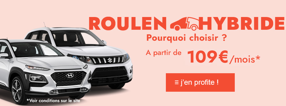 Location De Voiture Hybride Leasing