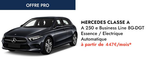 Mercedes Classea Nouvelle