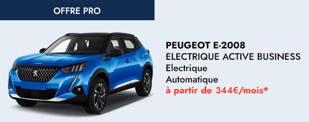 Peugeot 2008 En Leasing