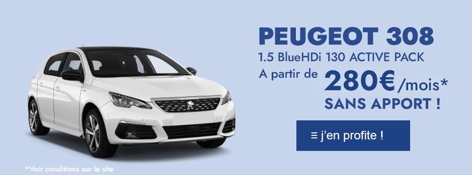 Peugeot308 En Leasing