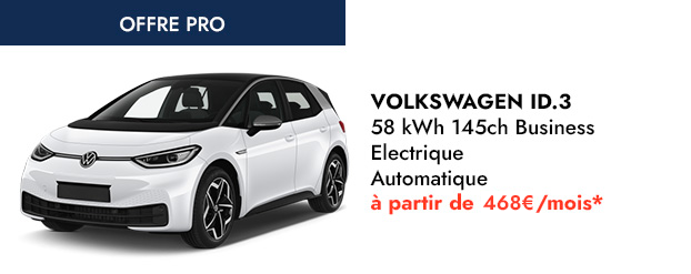 Volkswagen Id3 Leasing New